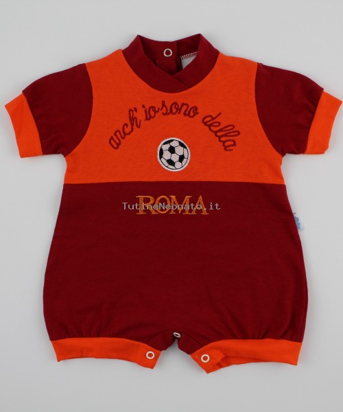 Picture baby footie straw wicker are of rome. Colour red, size 0-1 month Red Size 0-1 month